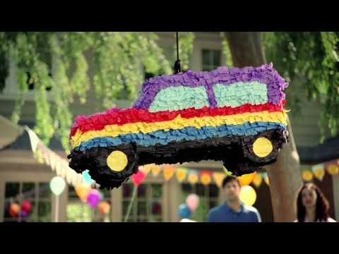 VW-Spot: Die Auto-Piñata