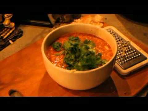 Vegan Black Metal Chef macht Pad Thai