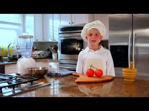 Little Chef – Wenn Kinder alleine Kochen