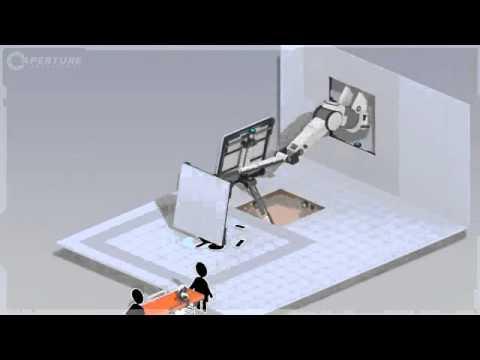 Portal 2: Trailer und Gameplay