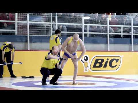 Human Curling