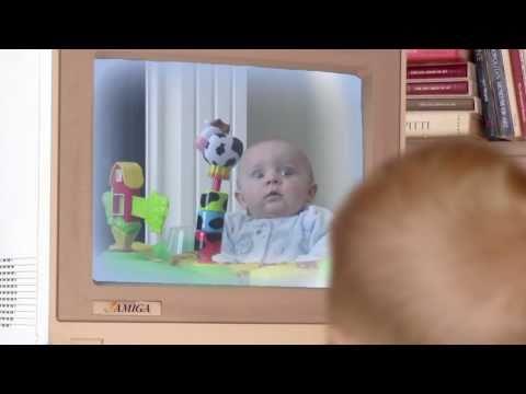 Naseputzgeräusch-Angst-Baby ist ein Fake!