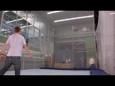 Tennis-spielende Helikopter