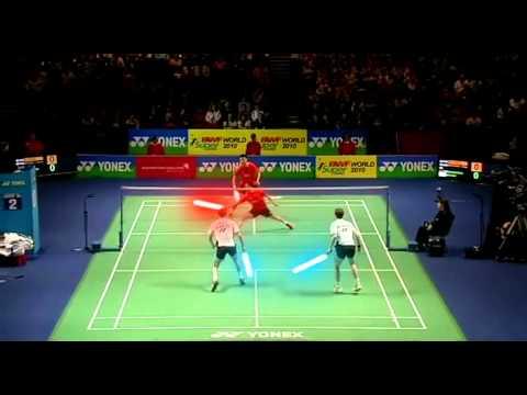 Jedi Badminton
