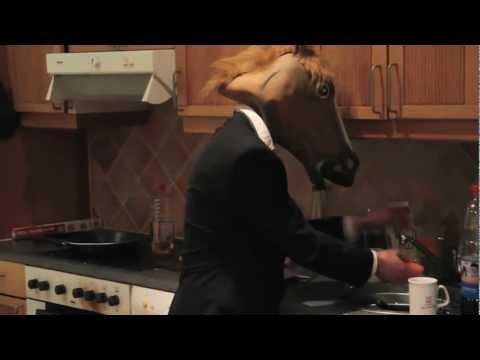 Der Pferdekopfmann und das Backblech