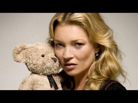 Misery Bear trifft Kate Moss