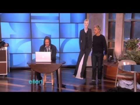 Neil Patrick Harris und Ellen spielen Oscar-Nominierungen nach