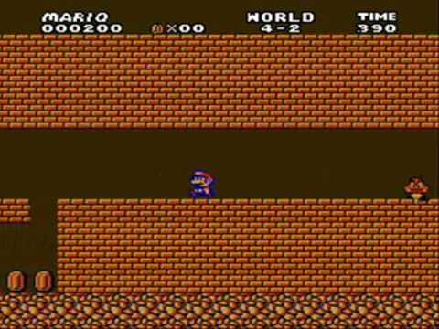 Der schlechteste Super Mario-Run