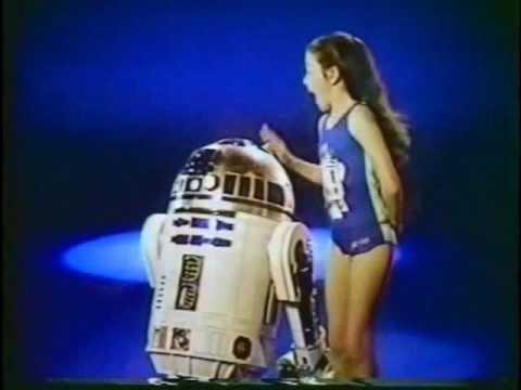Star Wars Unterwäsche-Werbung