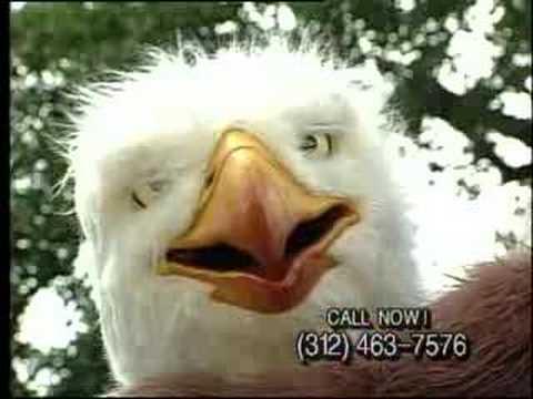 Schlechte Werbung: Eagleman