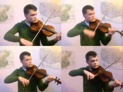 Bohemian Rhapsody mit 4 Violinen