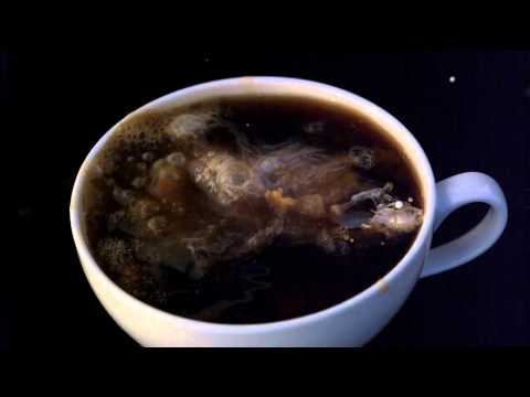 Milch in Kaffee @ 2.000 fps