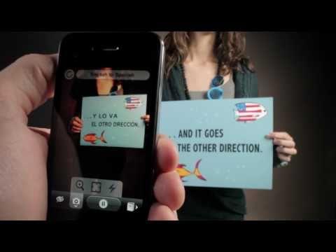 Nützliche App: Der Schild-Übersetzer