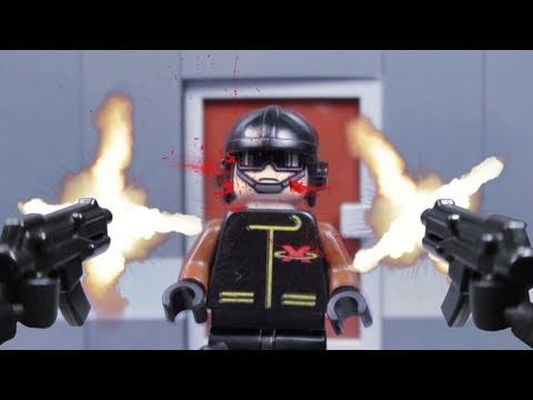 Lego Black Ops Stop-Motion