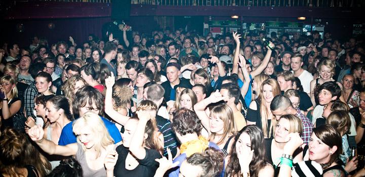 Hamburg-Veranstaltungs-Tipps: 101 DJs