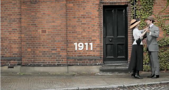 100 Jahre Stilwandel in 100 Sekunden