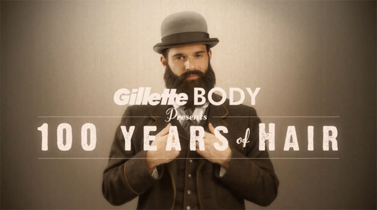 100 Years of Hair