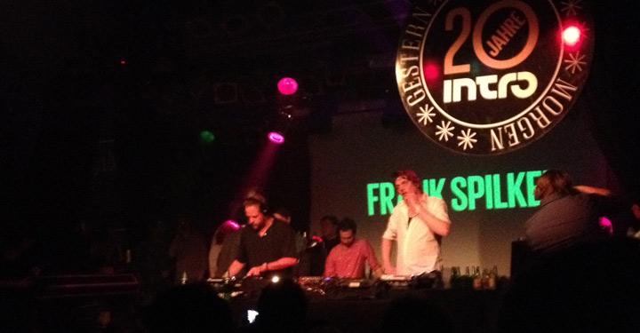 Die 100 meisten DJs und 4 Minuten
