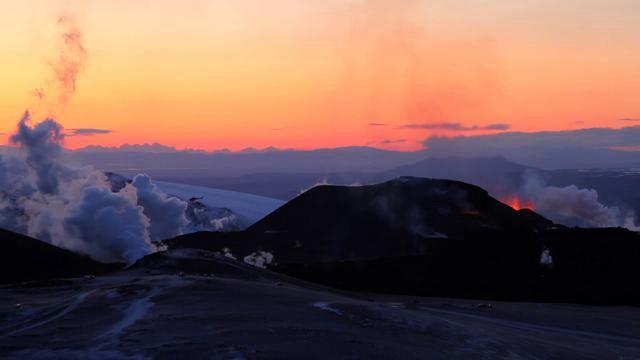 Arktisches Island: Winter In Hell
