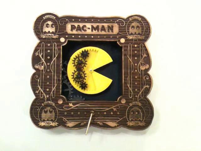 Mechanical Pac Man