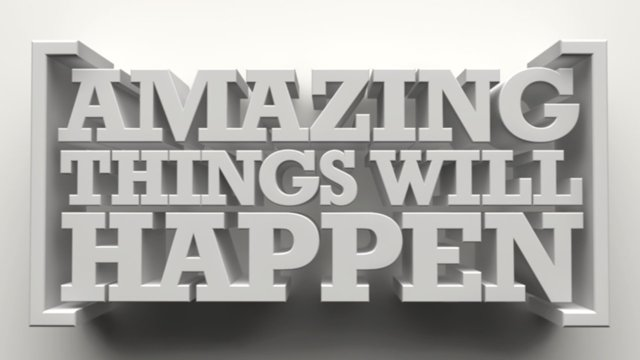 Conan O'Brien Kinetic Typography