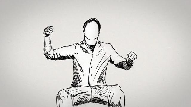 Animierte Erzählung: Blokes