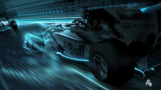 Formel 1 Info-Animation: KERS und Rear Wings