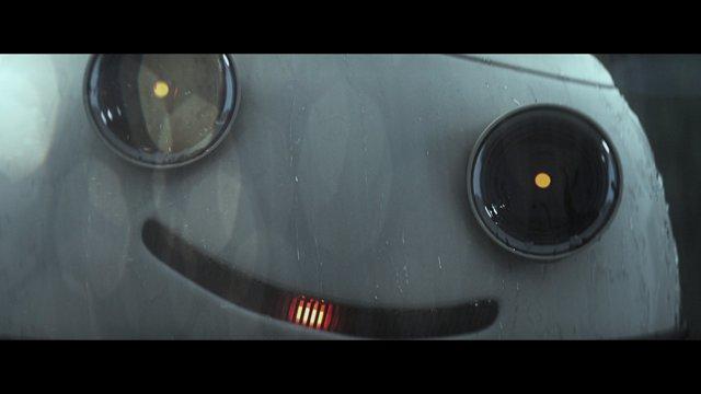 Roboter-Kurzfilm: Blinky
