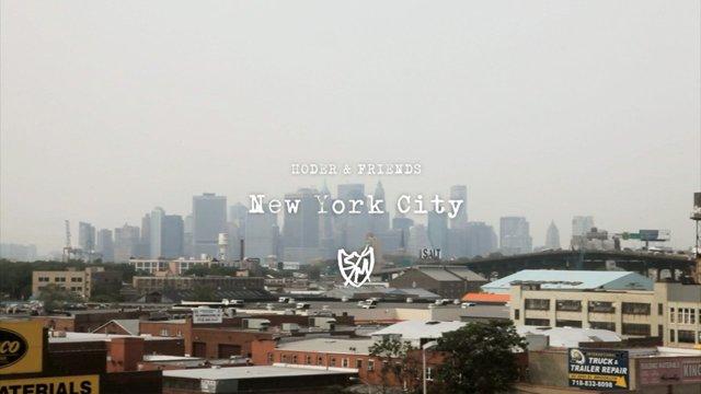 Mit dem BMX-Rad durch New York springen