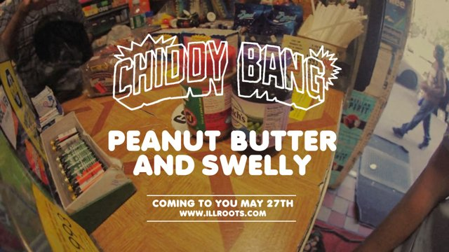 Neues Chiddy Bang Mixtape: Peanut Butter & Swelly