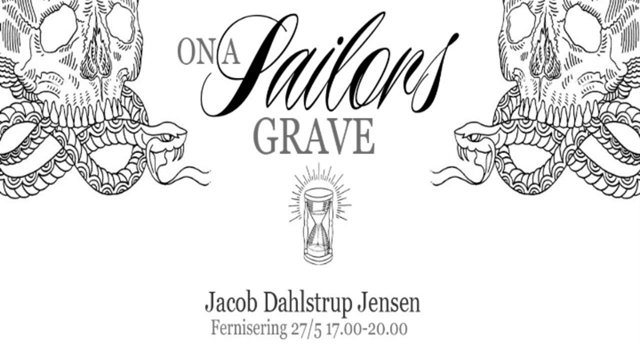 Paper Tattoo von Jacob Dahlstrup