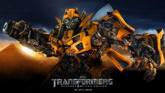 Einblick in die Soundarbeit zu Transformers 2