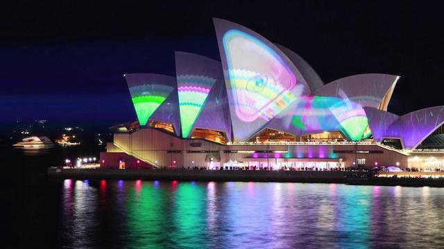 Sydney: Timelapse & 3D-Mapping