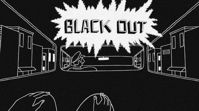 Geschichte in Schwarz-Weiß: Umbro Blackout
