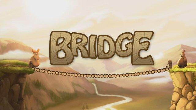 Animated Short: Dickentreffen auf der Hängebrücke