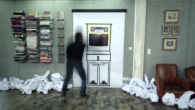 Arcade Multimedia Concept