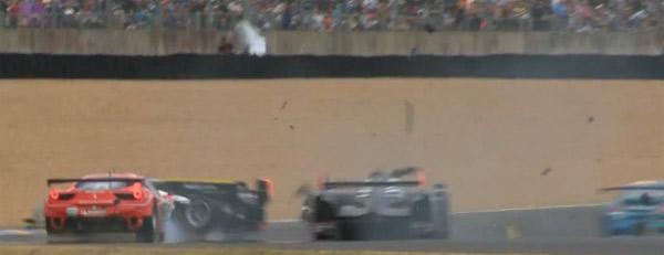 24 Stunden von Le Mans – Die Highlights