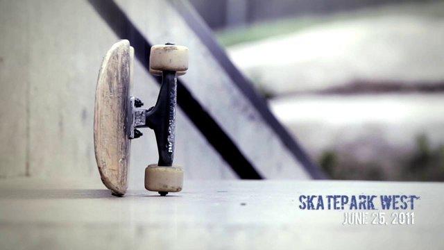 Superslowmotion-Skateboarding: Wavy Gravy