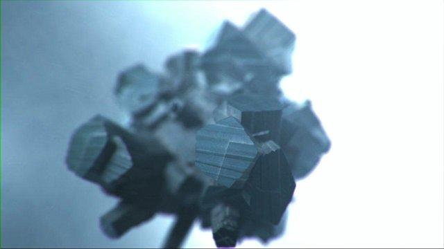"""Animiertes Musikvideo """"Blackhole"""""""