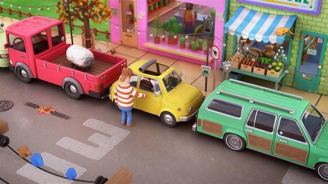 Lovely Mini-Animation von YumYum