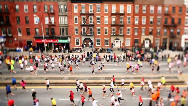 Timelapse NYC-Marathon 2009