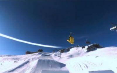 360_Snowboardride