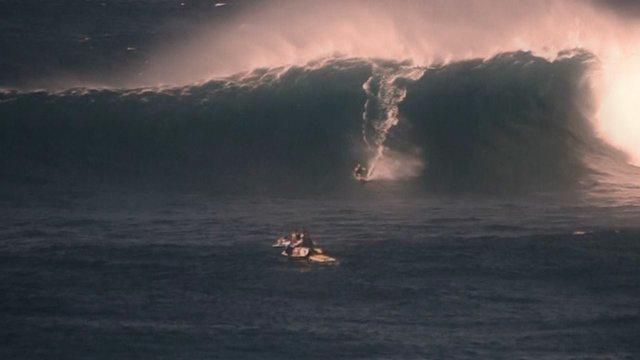 Wellenreiten mit einer Canon 5D