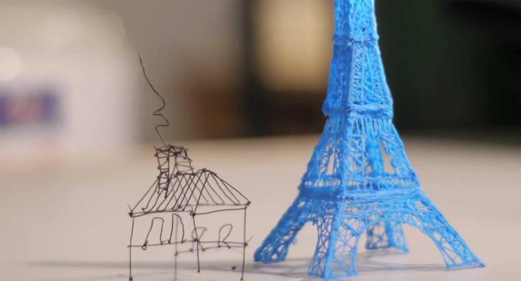 3D-Drucker-Stift