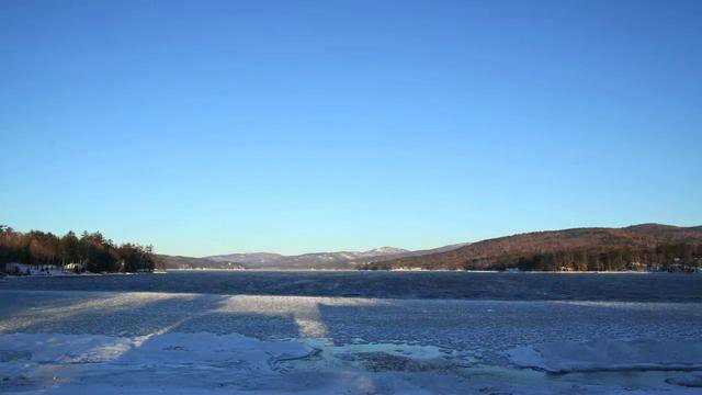 Newfound Lake Timelapse