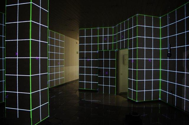 Interaktive 3D-Projektion