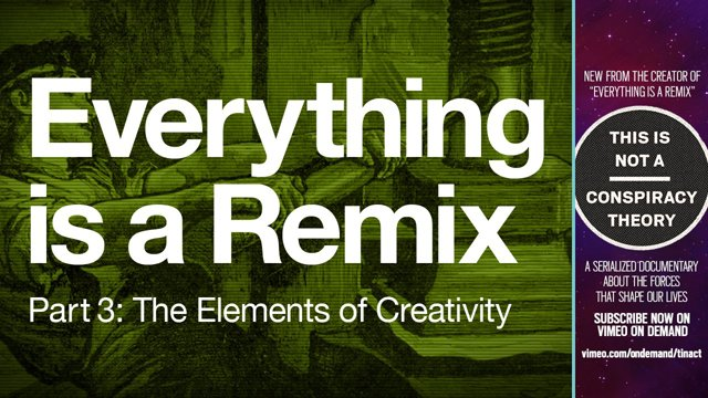 Everything Is A Remix 3