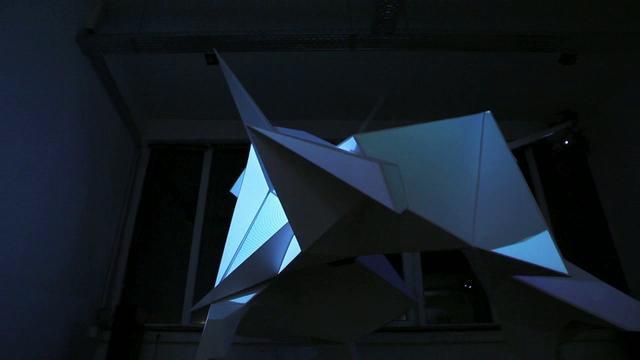 Augmented Light Sculpture