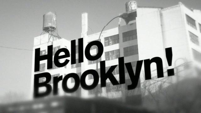 """Jay-Z's """"Hello Brooklyn"""" als Typovideo"""