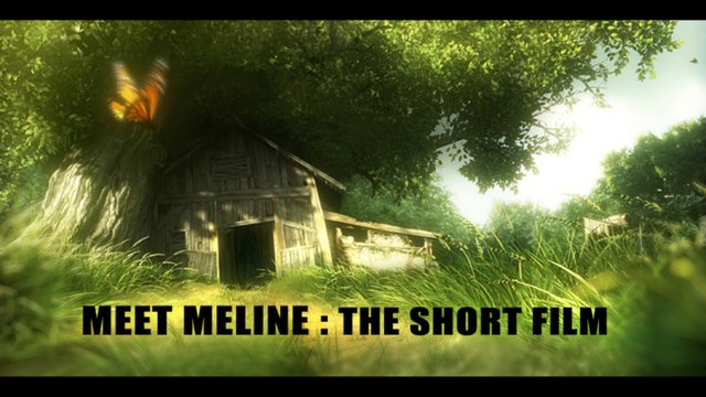 Animation Short: Meet Meline